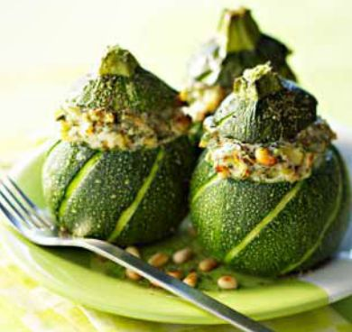 Native thyme recipes bushfood bush tucker taste australia native thyme stuffed zucchini with saltbush and pepperberry forumfinder Choice Image